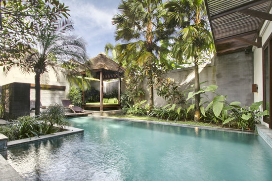 Le Jardin Villas, Seminyak: Pool
