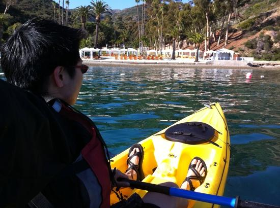 Descanso Beach Ocean Sports: bliss on the water