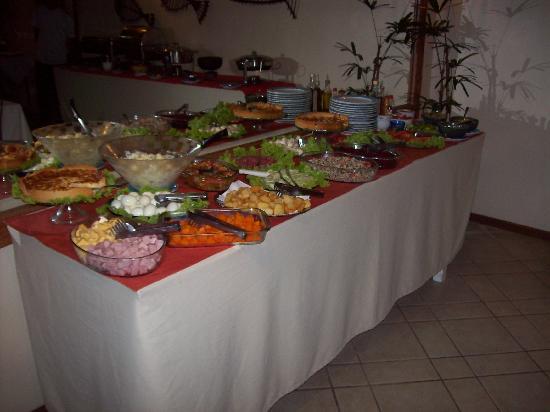 Hotel Pousada Aguazul: Cena (Jantar)