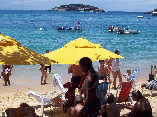 Hotel Pousada Aguazul: Praia Joao Fernandes