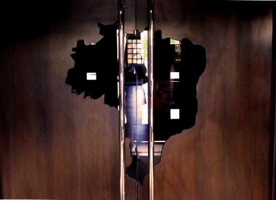 Novilhos Brazilian Steakhouse: The Entrance Door