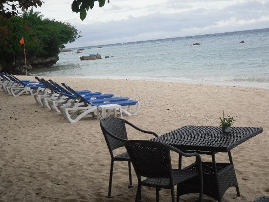 Alegre Beach Resort: nice beach