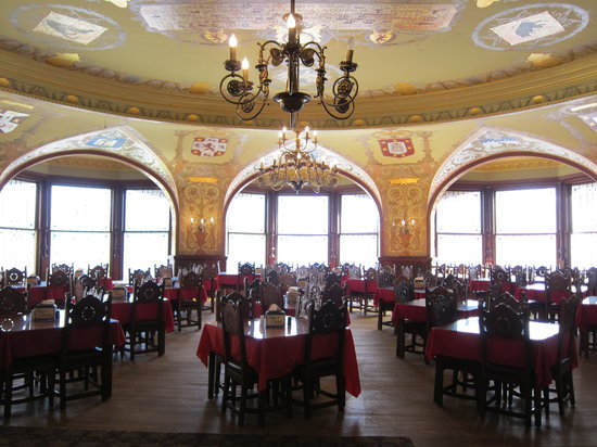 Flagler College: The Dining Room