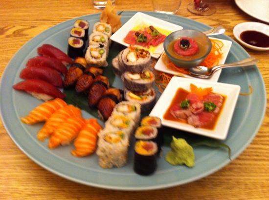 Nobu Restaurant : nobu budapest