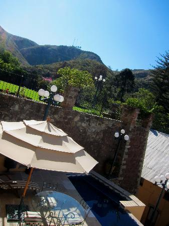 Quinta Las Acacias : Little pool