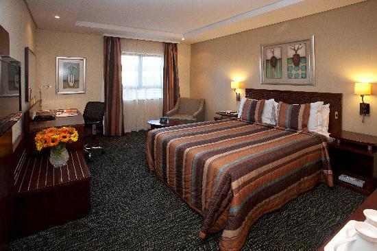 City Lodge Hotel Fourways: Bedroom