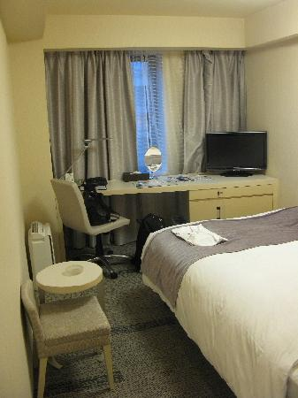Richmond Hotel Narita: シングルルーム室内です。