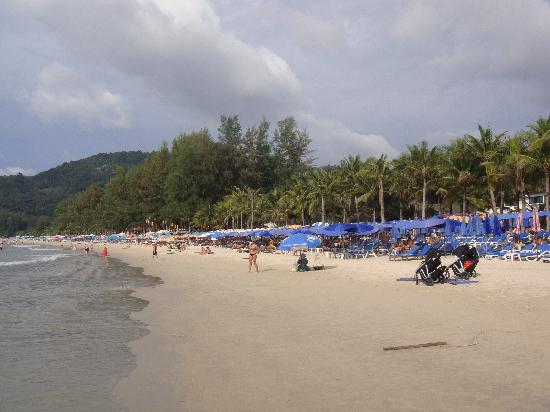 Sunwing Kamala Beach : Beach