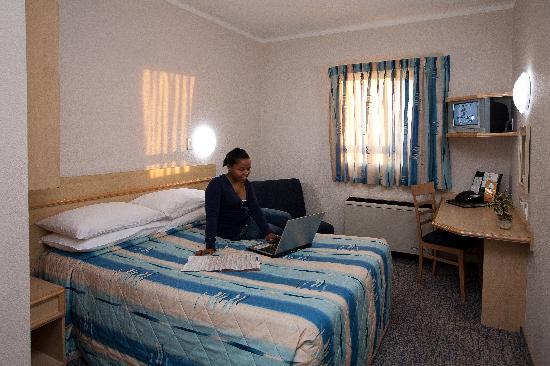 East London, Zuid-Afrika: Bedroom