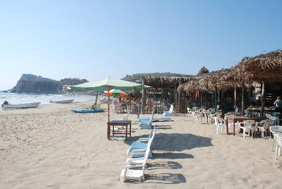 Tenacatita Beach : 02/2009