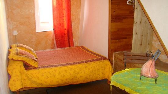 la ruche douillette: la chambre des parents
