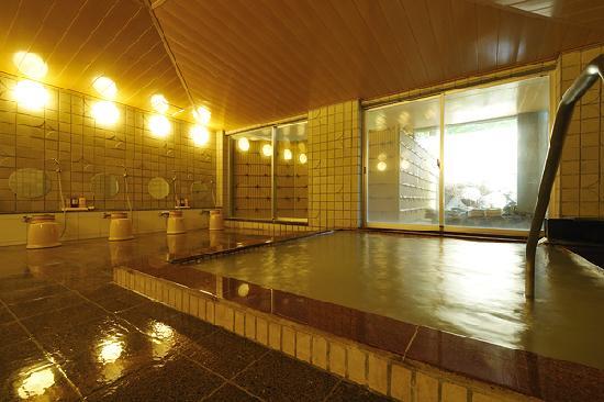 Hanasusuki: 温泉情緒をかき立てる白濁色で100%源泉掛け流し