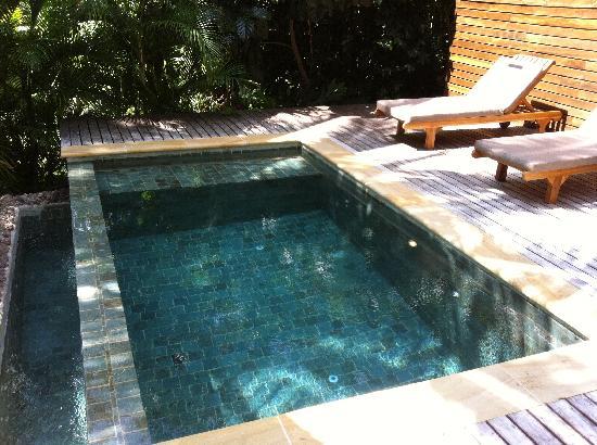Tokoriki Island Resort : Sunset pool villa