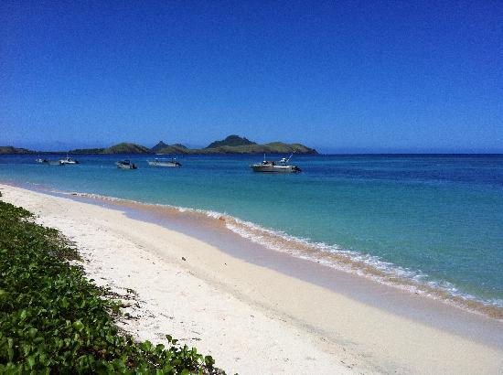 Tokoriki Island Resort: White beaches