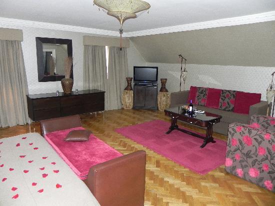 Langton House Hotel: Honeymoon Suite