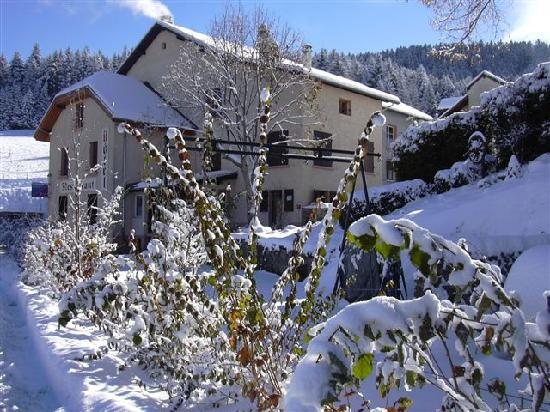 Ferme du Bois Barbu : hôtel restaurant villard de lans bois barbu