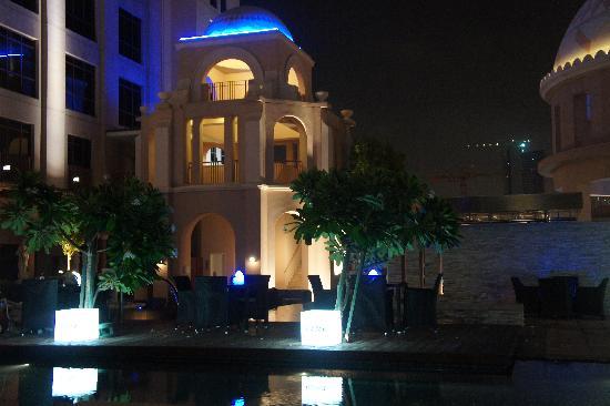 โรงแรมเคมพินสกิมอลล์ออฟดิเอมิเรต: My fave part of the Hotel.. Mozaic Bar