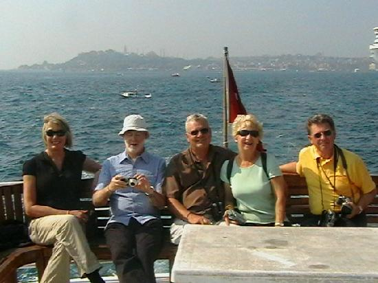 Travel Shop Turkey - Istanbul Day Tours: TravelShop Turkey Tour Bosphorus Cruise Istanbul