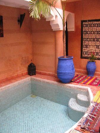Riad Picolina: piscinetta