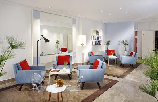 Hotel Astoria - Astotel : SALON/LOBBY