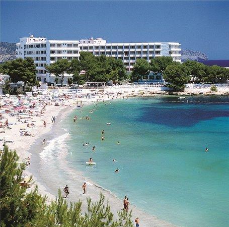 Intertur Hotel Miami Ibiza: General View