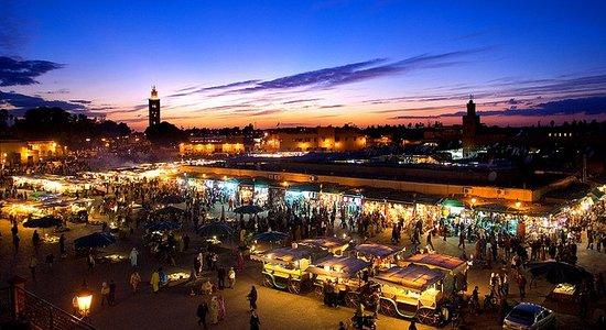 Medina Sightseeing Tours : Jamma El Fna Square