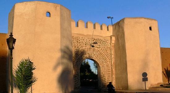 Medina Sightseeing Tours : Gate
