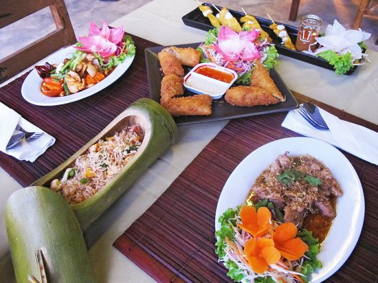 Dinner O'Rendez-vous Restaurant Khao Lak