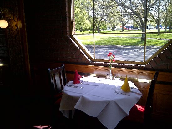 Dynasty Chinese Restaurant: View of the Park