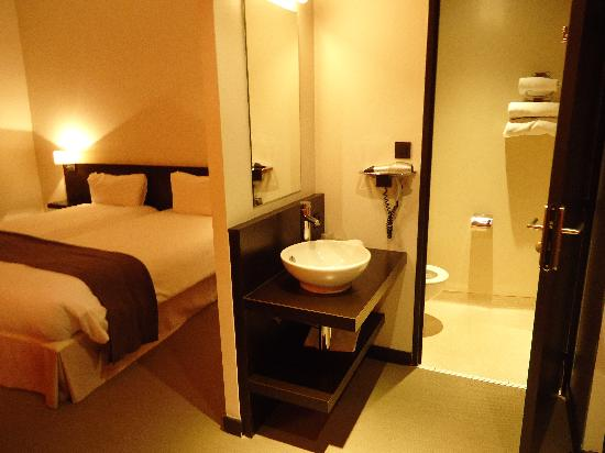 Hotel Central : Our 210