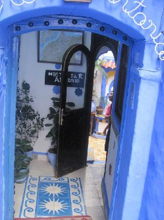 Dar Antonio: Entrance