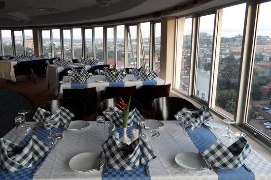 7 Hills Revolving Restaurant