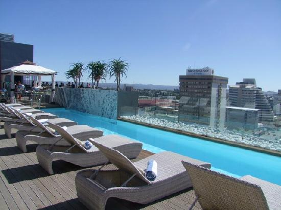 Hilton Windhoek: Pool