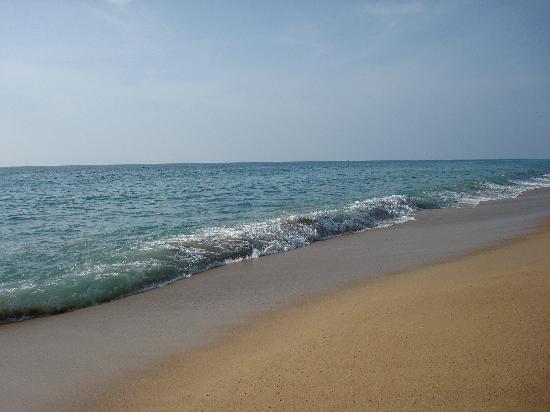 Holiday Inn Phuket Mai Khao Beach Resort : Beach