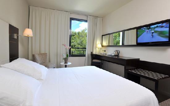 Best Western Plus Hotel De L'Arbois: Chambre Standard Duranne