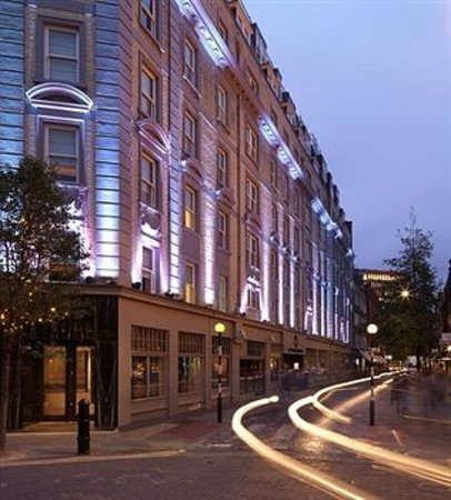 Radisson Blu Mayfair Hotel London