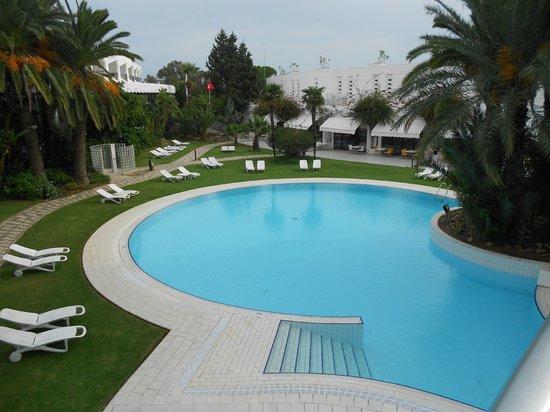 SENTIDO Phenicia: Heated pool