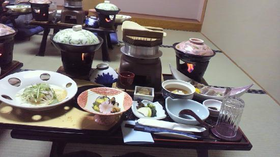 Hotel Nanaeyae: dinner