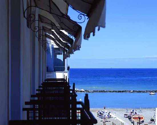 Hotel Gambrinus Mare: Balconies