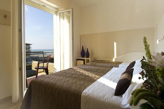 Hotel Gambrinus Mare: Camera quadrupla comfort