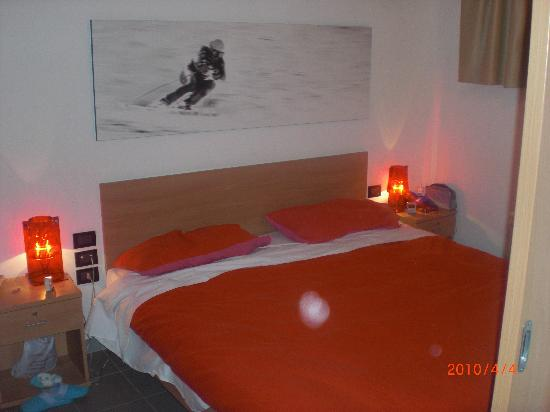 Villaggio Olimpico Sestriere - TH Resorts: Camera da letto