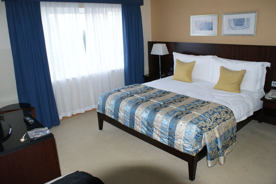 The Chelsea Harbour Hotel: Wyndham Suite King bed