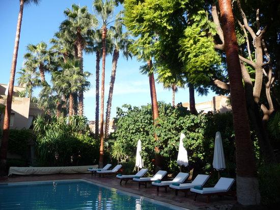 Les Jardins de la Medina: Pool