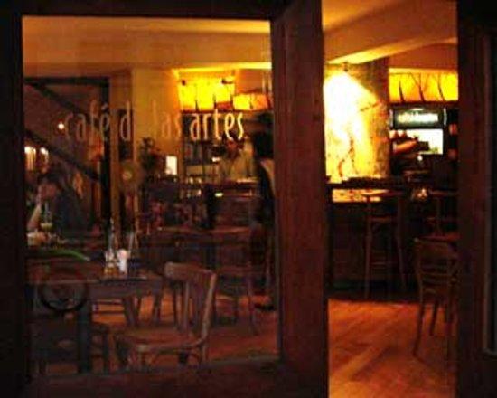 Cafe de las Artes: Café de las artes - Pésima atención