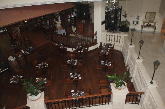 Bottega del Vino Restaurant: Blick in die Bodega