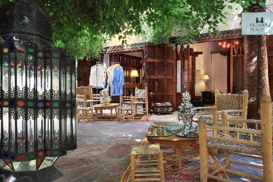 Hotel Des Deux Tours Marrakech
