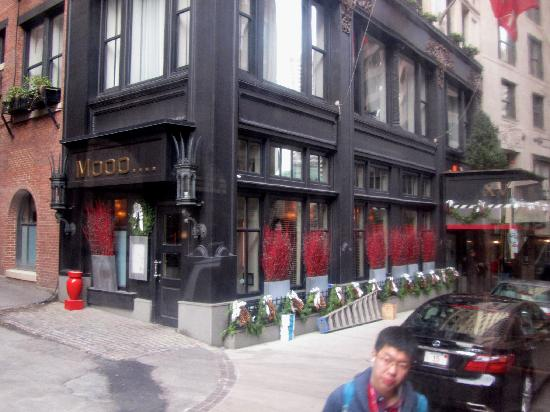 Moo Restaurant Picture Of Mooo Boston Tripadvisor