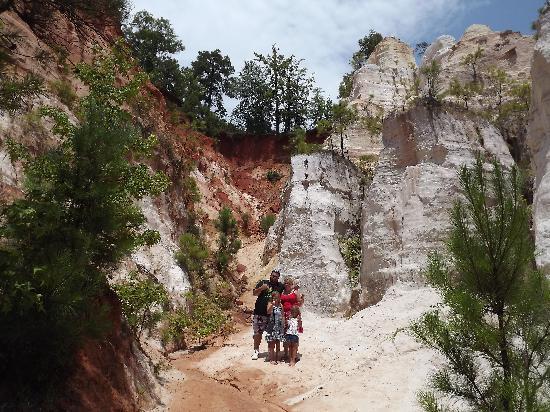 Lumpkin, GA: Canyon photo