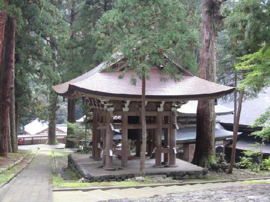 Eiheiji-cho, Japan: 鐘楼