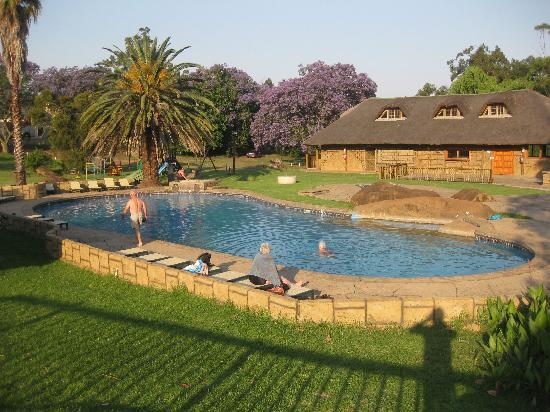 Paulpietersburg, Νότια Αφρική: pool